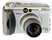 The Canon G3