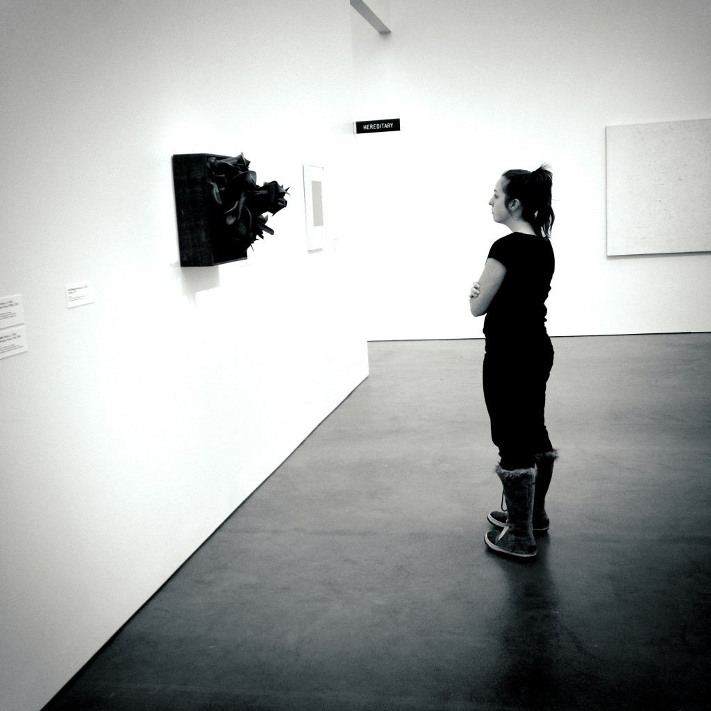 Ashley Looks at Art
